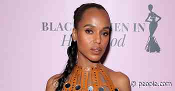 Kerry Washington Opens Up About Diversity Issues in Hollywood: 'We're Still Centering Whiteness' - PEOPLE
