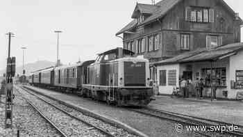 Bahnstrecke Süßen-Donzdorf: Busse statt Lautertalexpress - SWP