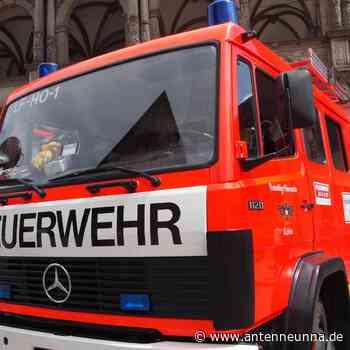 Brand bei Kelvion in Holzwickede - Antenne Unna