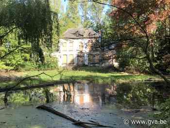 Park van Het Hof krijgt opknapbeurt - Gazet van Antwerpen