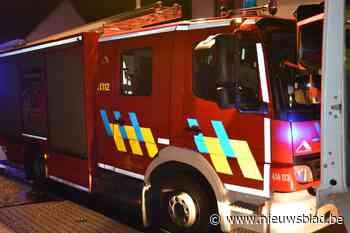 Doeken met parketolie vatten spontaan vuur (Oosterzele) - Het Nieuwsblad