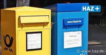 Laatzen: Citipost stellt Briefkasten in Ingeln-Oesselse auf - Hannoversche Allgemeine