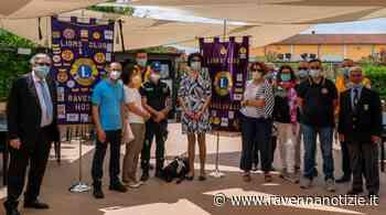 Ravenna. Lions Club Ravenna Host e Lions Club Bagnacavallo consegnano cane guida a una persona non vedente della Provincia di Bologna - ravennanotizie.it