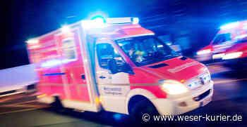 Kollision mit Rettungswagen - WESER-KURIER