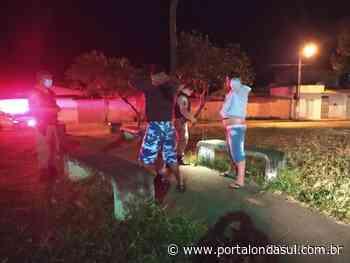Polícia Militar de Carmo realiza operações para coibir a prática de luau na cidade - Portal Onda Sul