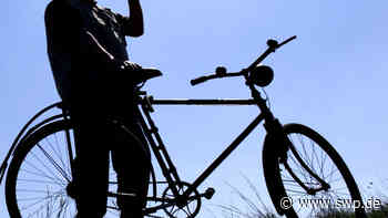 Polizeieinsatz in Riedlingen: Betrunken gegen die Wand geradelt - SWP