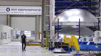Weiß-blau ins All: Bayerns Raumfahrt auf Wachstumskurs - BR24