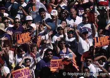 Suns Road to 1993 NBA Finals: The Parade
