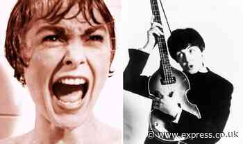 The Beatles: Can YOU guess which Paul McCartney song was inspired by Psycho? - Express