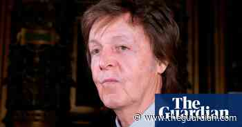 Paul McCartney calls for meat to no longer be mandatory in England's school meals - The Guardian
