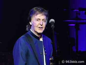 VIDEO: Paul McCartney Plays Trumpet During Preservation Hall Livestream - 96.3 KKLZ