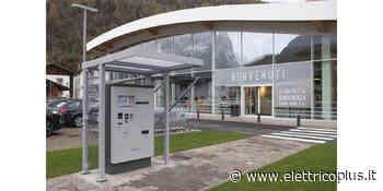 Nuovo parcheggio tecnologico CAME Parkare ad Agordo - Elettricoplus.it