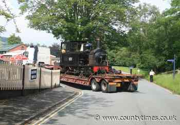Welshpool & Llanfair railway to remain shut through July - Powys County Times