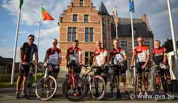 """Wielertoeristen fietsen 24 uur aan een stuk: """"De nachtrit viel goed mee"""" - Gazet van Antwerpen"""