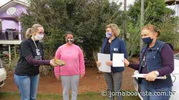 Emater Solidária – Projeto Sabão Solidário beneficia famílias de Erechim e indígenas de Erebango - Jornal Boa Vista