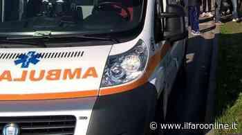 Scontro tra auto e moto, paura a Torvaianica - Il Faro Online - IlFaroOnline.it