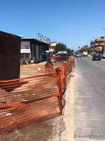 A Torvaianica i cantieri accolgono i turisti, Mengozzi: - Il Caffè.tv