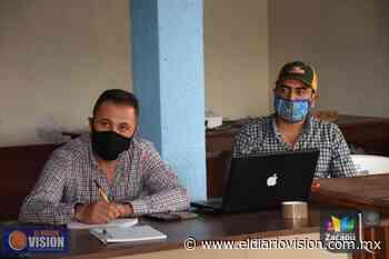 Alcalde de Zacapu continúa con las visita a las comunidades - El Diario Visión
