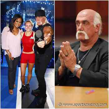 How Laila Ali Stopped Hulk Hogan From Committing Suicide and Didn't Even Know It - Sportscasting