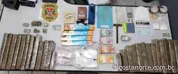 Polícia Civil prende traficante que vendia drogas por aplicativo em Conchal - Jornal Costa Norte