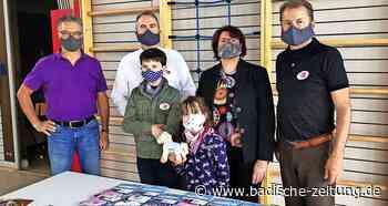 180 Masken gespendet - Maulburg - Badische Zeitung
