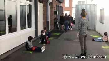 À Tourcoing, 7 enfants sur 10 ont repris l'école - La Voix du Nord
