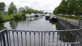Roubaix-Tourcoing : à l'Union, bientôt une halte nautique sur le canal, qui rouvre début juillet à la navigation - La Voix du Nord