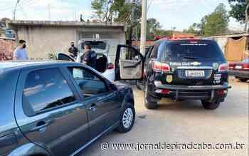 Polícia Civil: motorista desaparecido é localizado no Cantagalo - jornaldepiracicaba.com.br