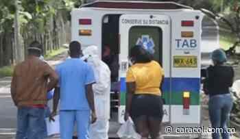 Detienen ambulancia con 8 personas, dos con COVID-19, en Salgar, Antioquia - Caracol Radio