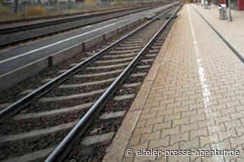 Oleftallinie soll Hellenthal und Schleiden an den Zugverkehr anbinden - Eifeler Presse Agentur - Nachrichten