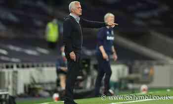 Tottenham star Harry Kane defends Jose Mourinho's management style