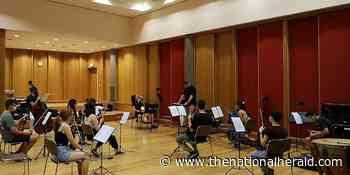 Underground Youth Orchestra (UYO) an Ambassador of Greek Music around the World - The National Herald