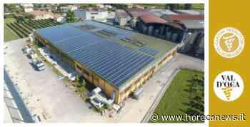 Cantina Produttori di Valdobbiadene sempre più sostenibile: nuovo impianto fotovoltaico per il polo logistico - Horeca News