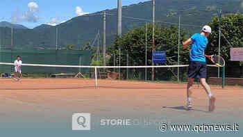 """Tennis, parte il Valdobbiadene Young 2020: il primo torneo ufficiale in Veneto post covid. Bronca: """"Siamo orgogliosi"""" - Qdpnews.it - notizie online dell'Alta Marca Trevigiana"""
