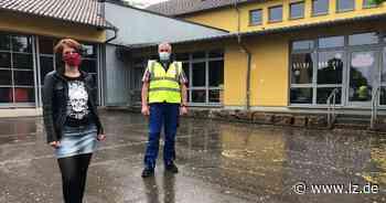 Corona: Grundschule Elkenbreder Weg in Bad Salzuflen bleibt geschlossen | Lokale Nachrichten aus Lippe - Lippische Landes-Zeitung