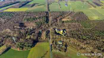 Naturschutzgebiet im Westen aber nicht auf Seite der Sandbochumer Heide in Heide - Westfälischer Anzeiger