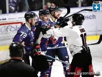 Eishockey-Regionalliga: So geht's für Jadehaie aus Sande weiter - Nordwest-Zeitung