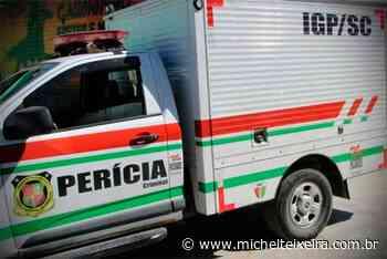 Homem é mortos a tiros em Fraiburgo; corpo tinha pelo menos cinco perfurações - Michel Teixeira