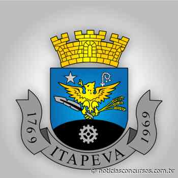 Concurso Prefeitura de Itapeva SP 2020 tem EDITAL retificado! Até R$ 13.294,80! - Notícias Concursos