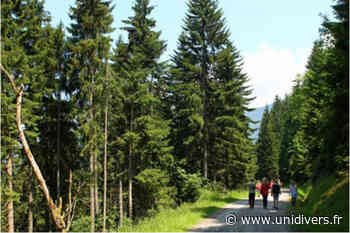Les Aventuriers de la Montagne Centre LES MAINIAUX dimanche 19 juillet 2020 - Unidivers