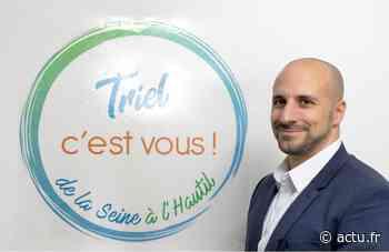 Yvelines. Municipales à Triel-sur-Seine : Cédric Aoun et ses colistiers veulent « servir l'intérêt de tous les Triellois » - actu.fr
