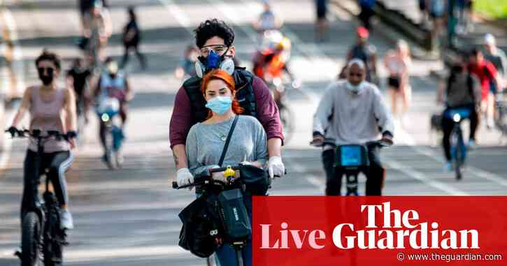 Coronavirus live news: Austria warns against travel to German state; deaths in Latin America pass 100,000