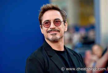 Robert Pattinson Took Inspiration From Robert Downey Jr. and Other Actors for 'The Batman' - Showbiz Cheat Sheet