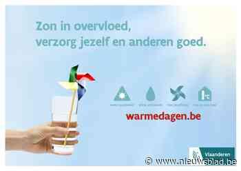 Tremelo activeert voor het eerst gemeentelijk warmteactiepla... (Tremelo) - Het Nieuwsblad