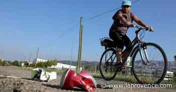 Peynier : quinze kilomètres de piste cyclable semés d'embûches - laprovence.com