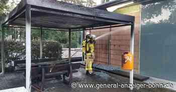 """Brand in Lohmar: Außenbereich der """"Villa Friedlinde"""" fängt Feuer - General-Anzeiger"""