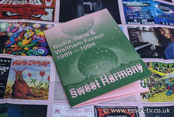 New local publication launched: Pirate radio, rave history and Waltham Forest - Essex TV