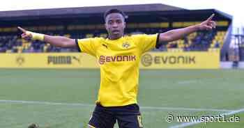 BVB: Bundesliga-Debüt von Youssoufa Moukoko? Das sagt Otto Addo - SPORT1