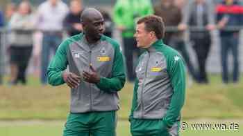 Otto Addo verlässt Borussia Mönchengladbach und kehrt zurück zum BVB - wa.de