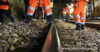 Travaux - SNCF : la ligne Gardanne-Aix-Meyrargues fermée entre le 29 juin et le mois de décembre - La Provence